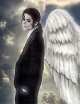 michael jackson angel